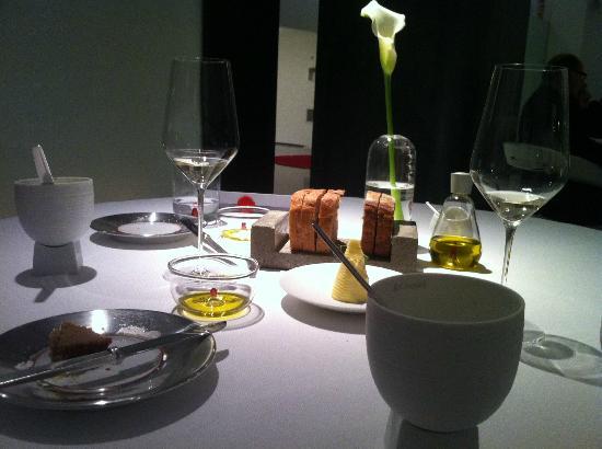 Restaurant Amador: Bis ins letzte Detail: perfekt!