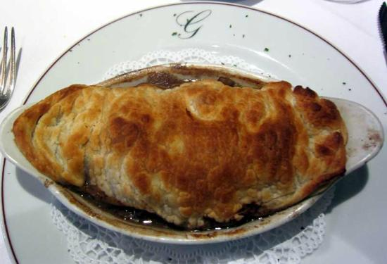Greig's Grill & Restaurant: Steak & Kidney Pie