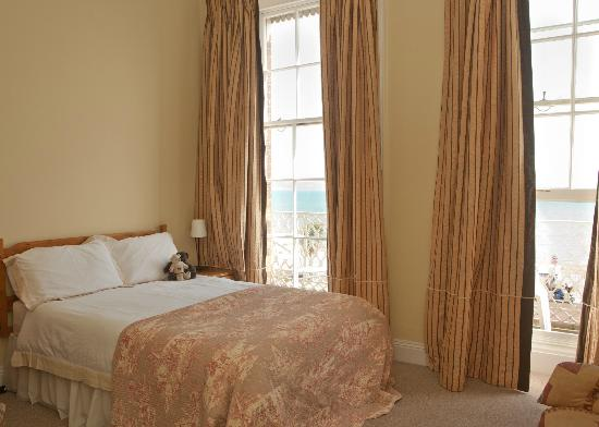 Acqua Beach Weymouth: Superior sea view balcony room