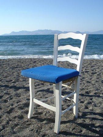 Hotel Iris: Beach