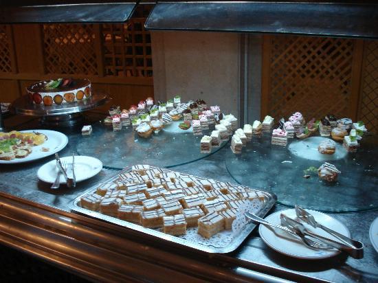 El Mouradi Palace: une varietée de déssert