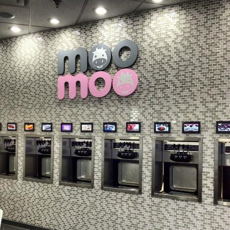 Moo Moo Frozen Yogurt