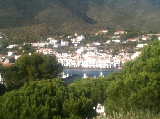 Hotel Blaumar Cadaques: View from room 216...