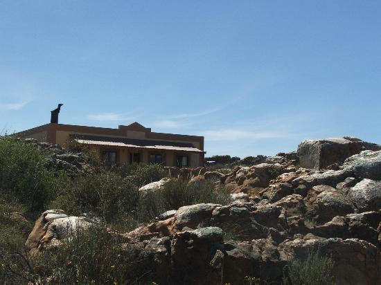 Kagga Kamma Nature Reserve : The house we stayed in