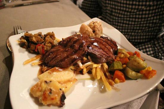 Chicken tavuk dish seten anatolian cuisine g reme resmi for Anatolian cuisine