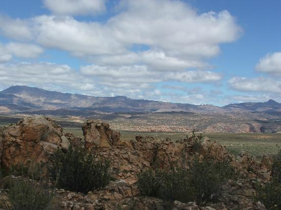 Kagga Kamma Nature Reserve: Awesome view
