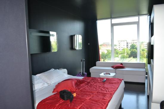 Hotel San Ranieri: Bedroom