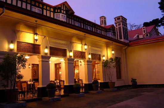 The Grand Hotel : The Tea Terrace