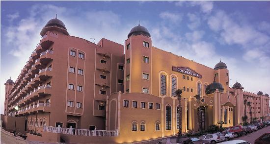 Hotel ATH Las Salinas Park: Hotel HLG Colonial Mar