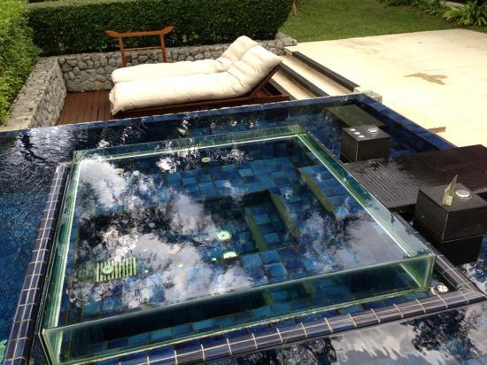 บันยันทรี รีสอร์ท: Double pool villas