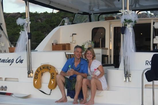 Dreaming On Yacht Charters: Honeymooning on Dreaming On