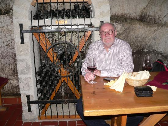 Sweet Travel Private Tours: Glass after glass of excellent wine...