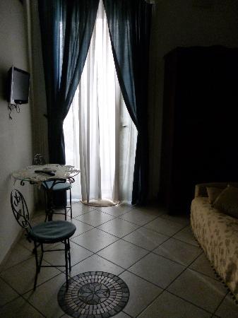 Art Suite Principe Umberto B&B: холл