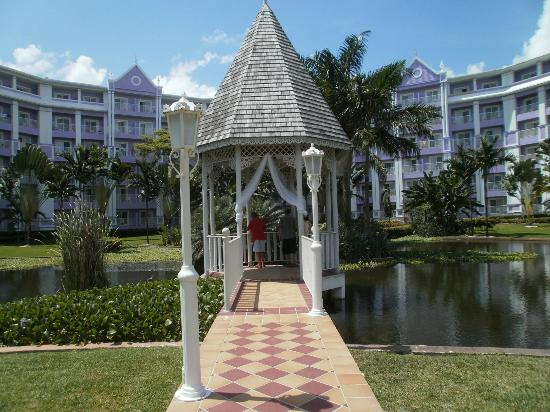 ClubHotel Riu Ocho Rios: One of the Wedding Places