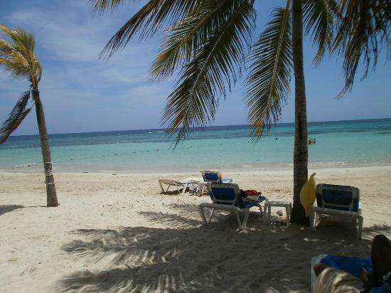 Hotel Riu Ocho Rios: On the Beach