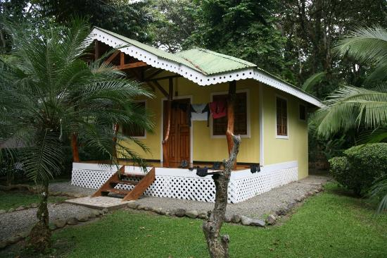 ‪‪Ciudad Perdida Eco Lodge‬: Our nice cabin‬