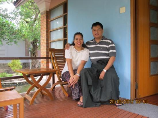 Mingalar Garden Resort: Room 201