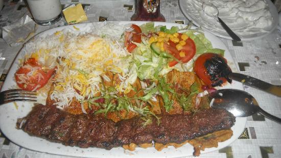 Mahdi : Kubideh Kebab