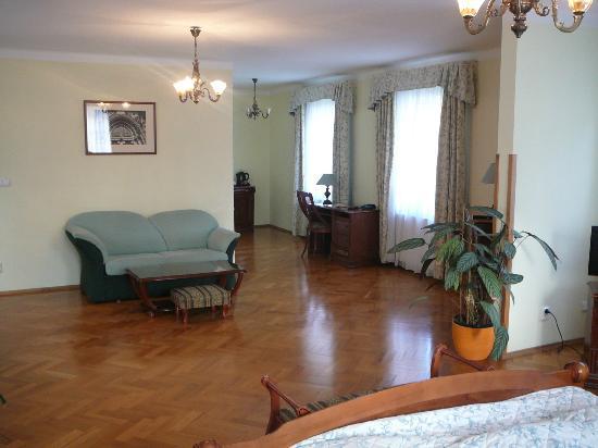 Boutique Hotel Constans: Palatial room