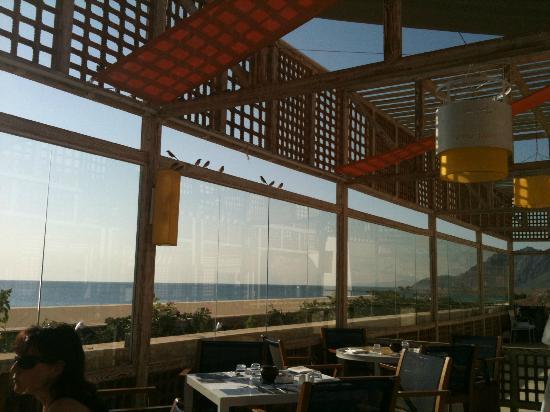 Le Meridien Dahab Resort: Breakfast Area