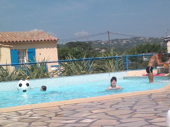 Citotel Hostellerie de la Nartelle : Zwembad
