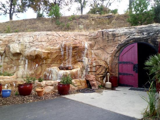 Toogood Wine Caves Picture Of Toogood Estate Winery