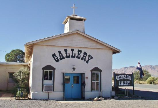Chiricahua Gallery, Rodeo New Mexico