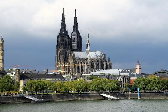 Der K 246 Lner Dom Picture Of Cologne Cathedral Cologne