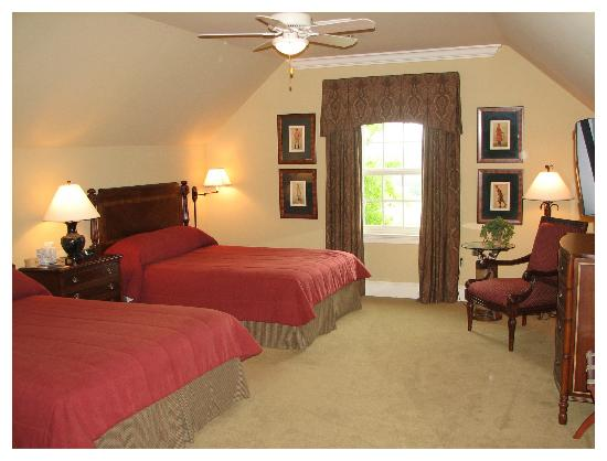 Cateechee Golf Club: British Open Suite - Onsite Lodging
