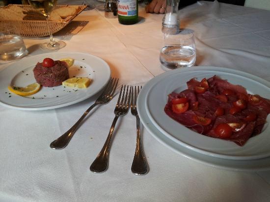 La Cucina del Petrarca: antipasti