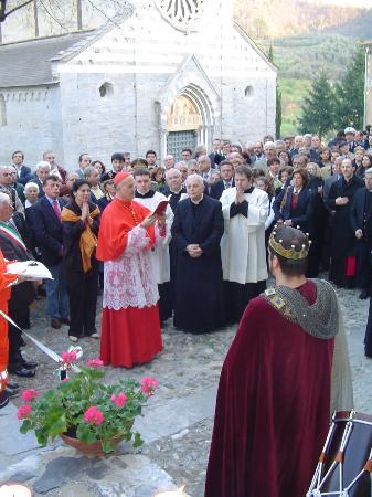 Basilica dei Fieschi: l'inaugurazione del museo 2007