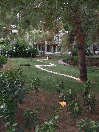 Bodrum Park Resort: Hotel Grounds