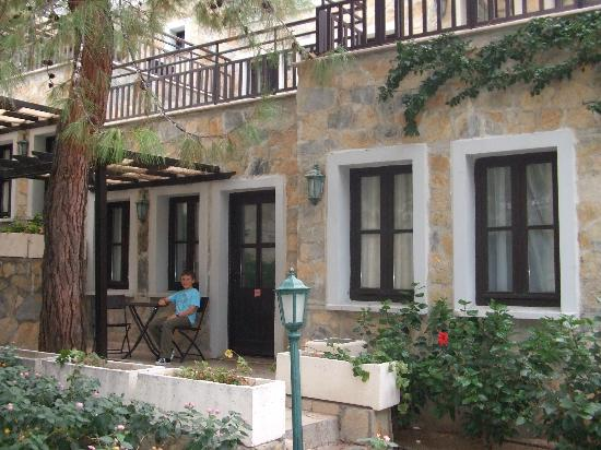 Bodrum Park Resort: Accommodation Block