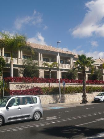 Marylanza Suites & Spa: Hotel