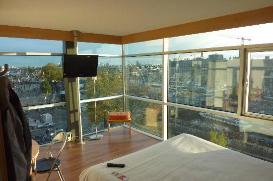 Ibis Amsterdam Centre: The View....