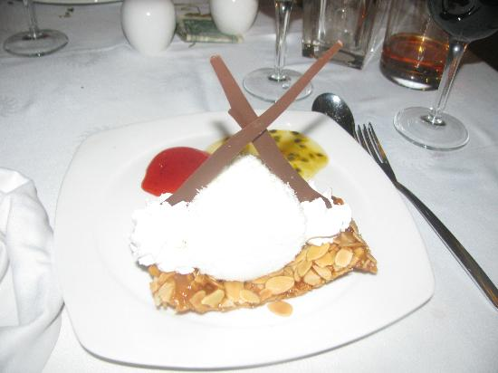 Grand Bahia Principe El Portillo : dessert