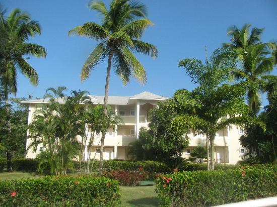 Grand Bahia Principe El Portillo : site