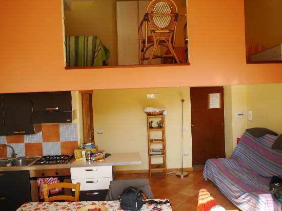 Miseria e Nobilta Bed and Breakfast: Appartamento