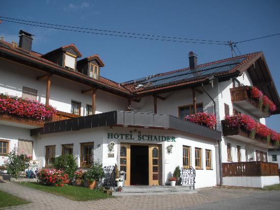 Hotel Garni Schaider: hotel