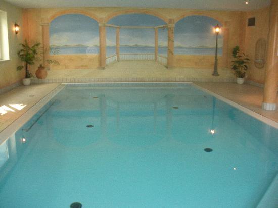 Hotel Garni Schaider: piscina
