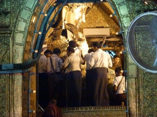 Mandalay, Myanmar: mahamuni