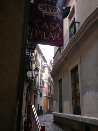 Casa Palacio Pilar del Toro Hotel: hotel