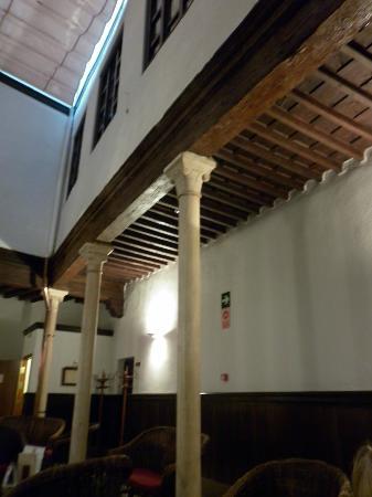 Casa Palacio Pilar del Toro Hotel: courtyard