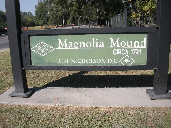 Magnolia Mound Plantation (Baton Rouge) - 2018 All You ...