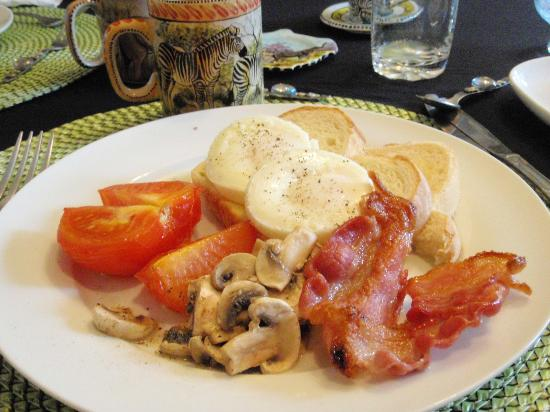Amarula House: The PERFECT breakfast!
