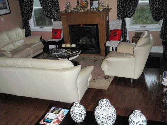 Amarula House : Living room