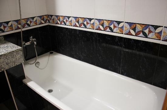 Ohtels Belvedere: Ванная