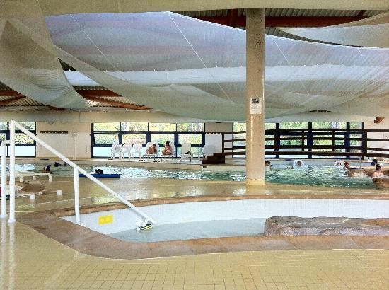 Thalazur Thalassotherapie Arcachon : les bains de Thalazur