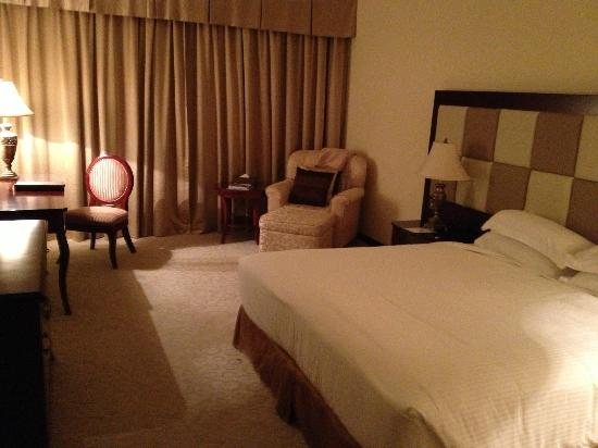Excelsior Grand Hotel: Single room