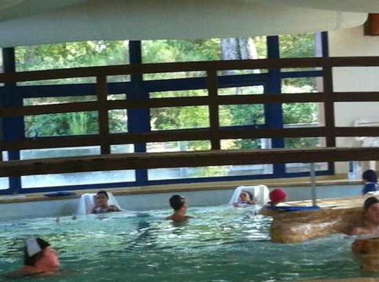 Thalazur Thalassotherapie Arcachon : les bains